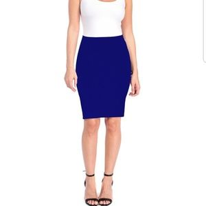 Very J textured skirt